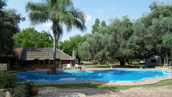 酒店图片: La Posta Del Mistol, Las Tapias