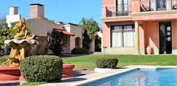 Φωτογραφίες: Hotel Draghi, San Antonio de Areco