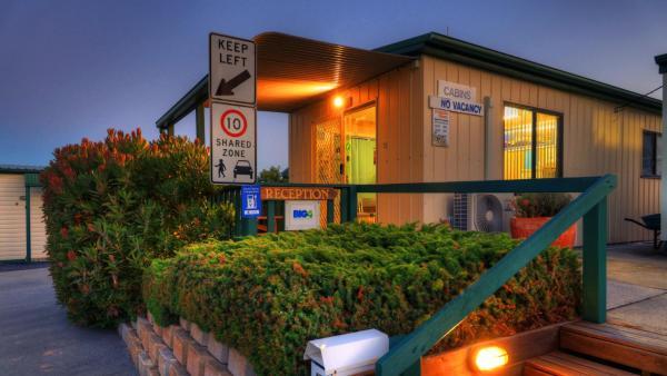 Hotelbilleder: Bicheno Cabin Park, Bicheno