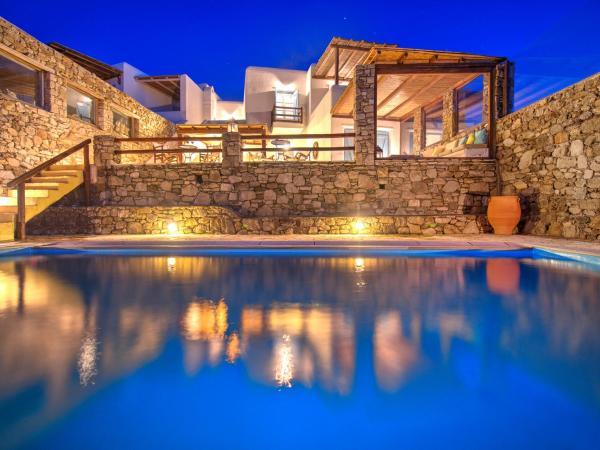 Hotel Pictures: Villa Aegean Pearl 2, Glastros