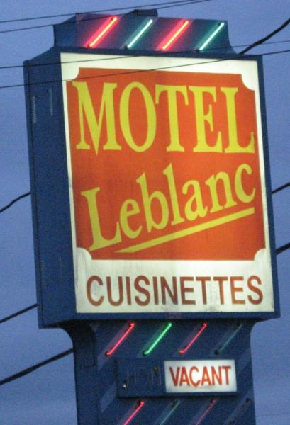 Hotel Pictures: Motel Leblanc, Carleton sur Mer