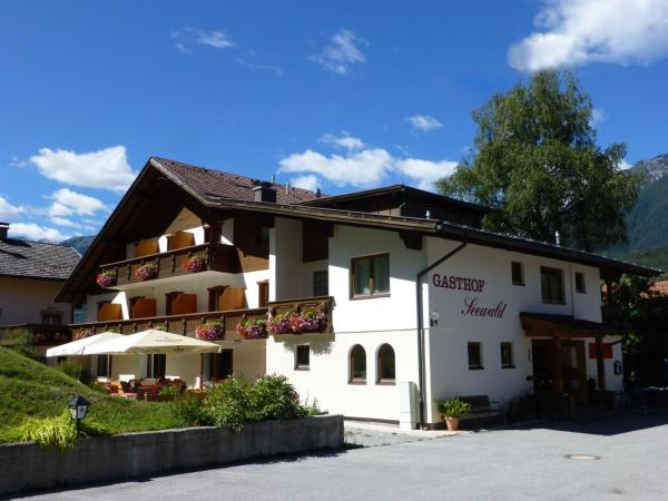 Fotos do Hotel: Gasthof Seewald, Tarrenz
