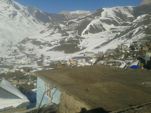 Fotos do Hotel: Khinaliq Homestay, Xınalıq