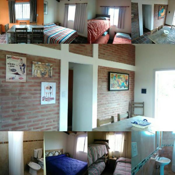 ホテル写真: Cabañas Campo Huasi, Santa Rosa de Calamuchita