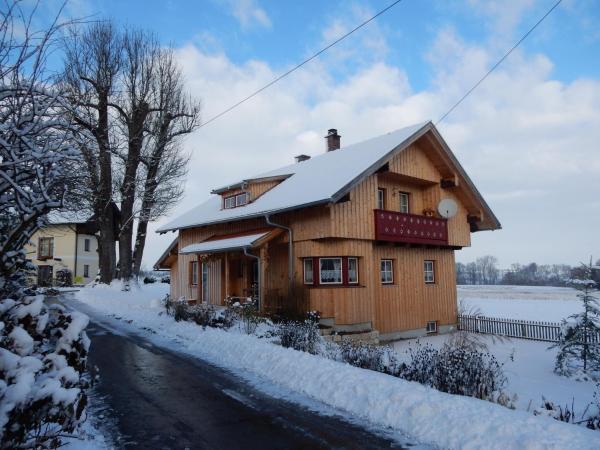 Hotelbilleder: Ferienhaus Wankner, Tittmoning