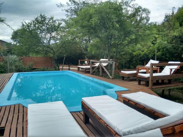 Zdjęcia hotelu: Cabañas Lignum, La Granja