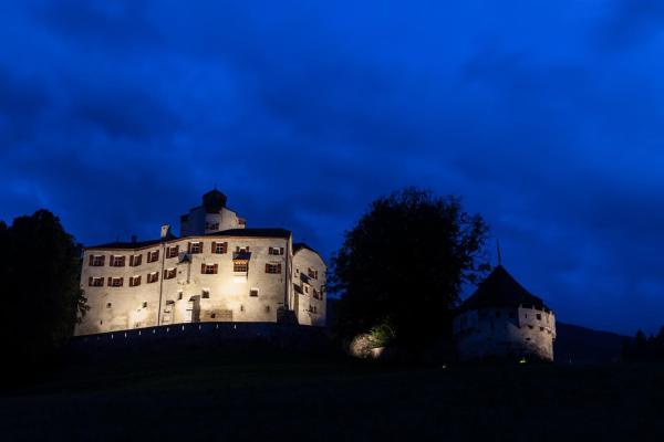 Fotos do Hotel: Schloss Friedberg, Volders