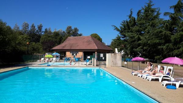 Hotel Pictures: Camping de Saulieu, Saulieu