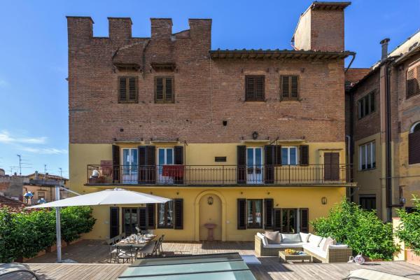 Eden Terrace Four-Bedroom Apartment