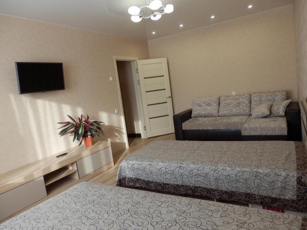 Hotel Pictures: Apartment on Unosti, Mazyr