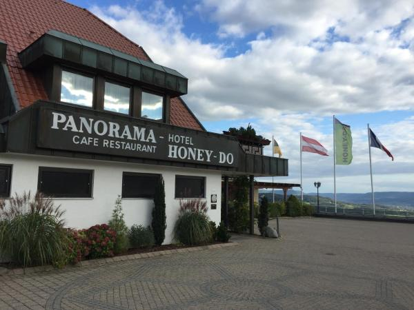 Hotelbilleder: Panorama Hotel Café Restaurant Honey-Do, Hohenstaufen
