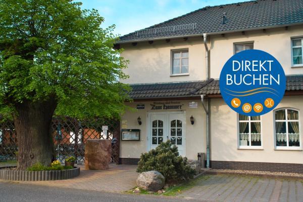 """Hotel Pictures: Wirtshaus & Pension """"Zum Hammer"""", Terpe"""