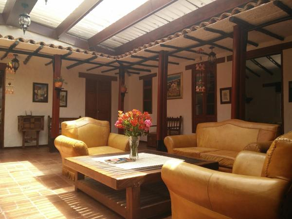 Hotel Pictures: Hotel Campestre Franchesca, Tabio