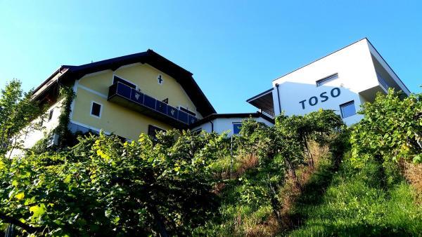 Zdjęcia hotelu: Weingut Winzerzimmer Toso, Leutschach