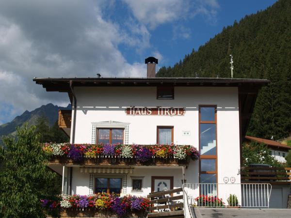ホテル写真: Haus Tirol, カップル