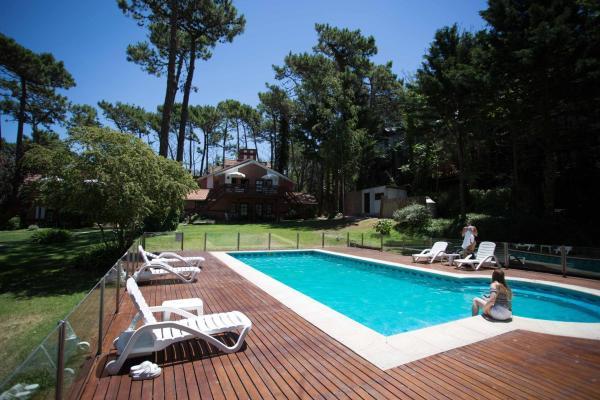 Fotografie hotelů: Posada del Bosque, Carilo