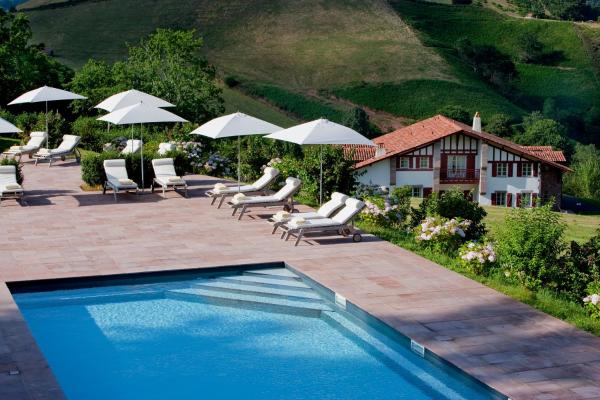 Hotel Pictures: Auberge Ostapé, Bidarray