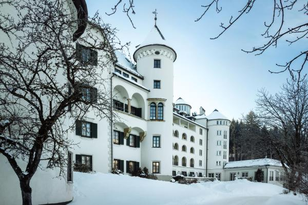 Фотографии отеля: Romantik Hotel Schloss Pichlarn, Айген (Энсталь)