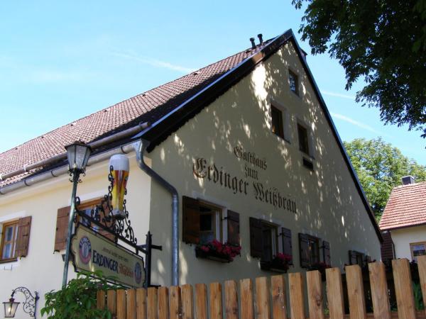 Hotel Pictures: Hotel-Gaststätte zum Erdinger Weißbräu, Munich