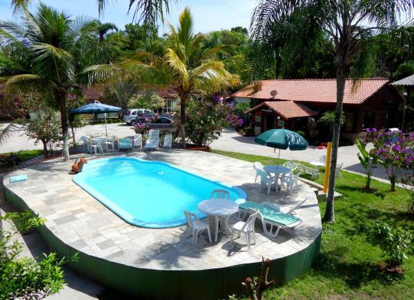 Hotel Pictures: Pousada Icapara, Iguape