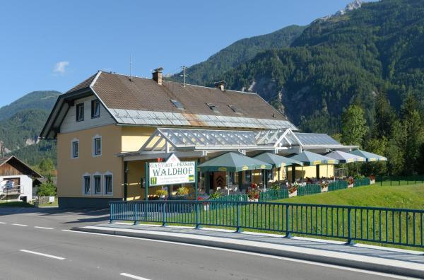 Zdjęcia hotelu: Gasthof Waldhof, Dellach im Drautal