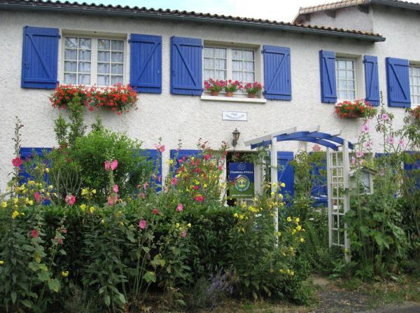 Hotel Pictures: Chambres d'Hôtes la Verrerie, Coulombiers