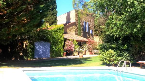 Hotel Pictures: Mas de Foncaudette, Lourmarin