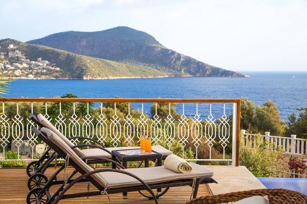 Foto Hotel: Likya View Villa, Kalkan
