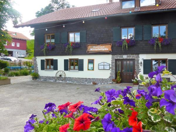 Hotelbilleder: Landgasthaus Mittelallgäu, Betzigau