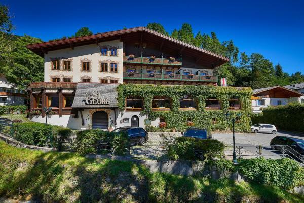 Hotellikuvia: Hotel St. Georg, Zell am See
