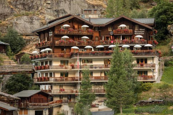 Hotel Pictures: Hotel Edelweiss, Blatten im Lötschental