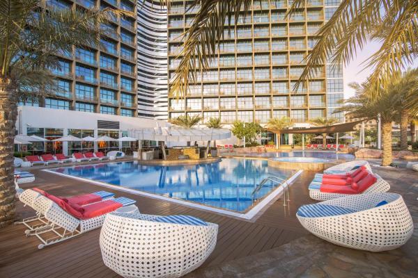酒店图片: Yas Island Rotana Abu Dhabi, 阿布扎比