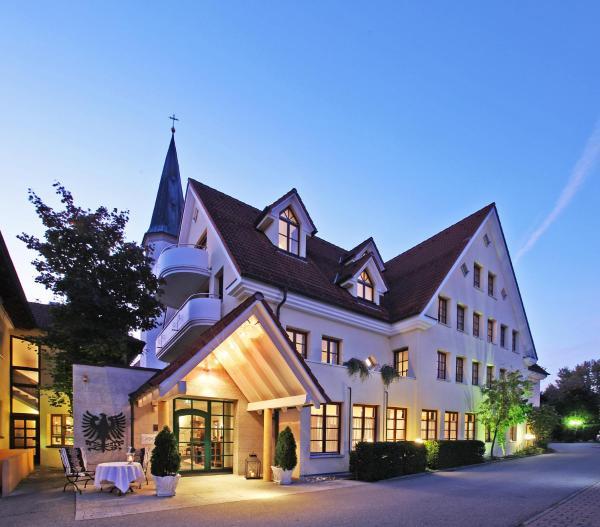 Hotel Pictures: Hotel Restaurant Adler, Waldhausen
