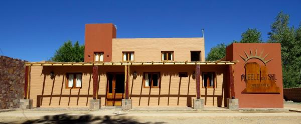 Foto Hotel: Hosteria Pueblo Del Sol, Antofagasta de la Sierra