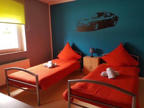Hotelbilleder: Ring-Speed Motorsport, Meuspath