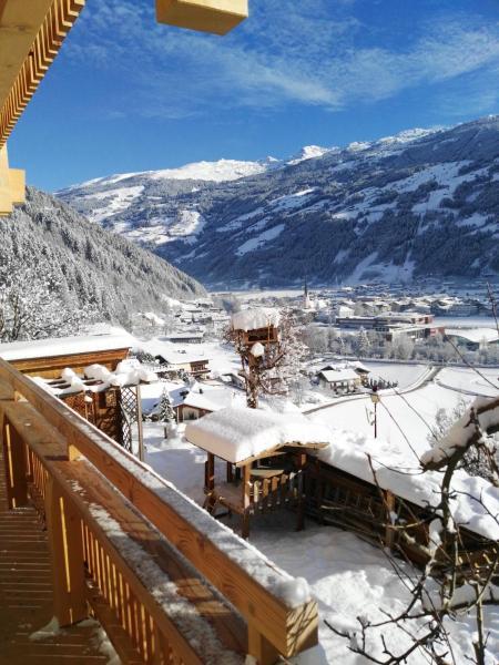 Fotos de l'hotel: Ferienwohnung Brugger, Zellberg