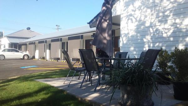 Zdjęcia hotelu: Verandah Motel, Gympie