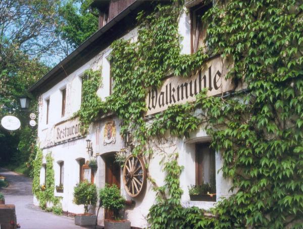 Hotel Pictures: Land-Gast-Hof WALKMÜHLE, Feuchtwangen