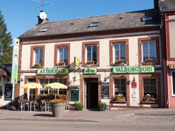 Hotel Pictures: Auberge du Valburgeois, Sainte-Gauburge-Sainte-Colombe