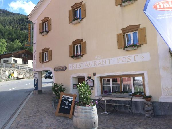Hotel Pictures: Landgasthaus Post, Surava