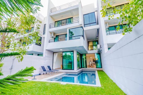 Фотографии отеля: Panoramic Seaview Luxury Villas in Rawai, Равай