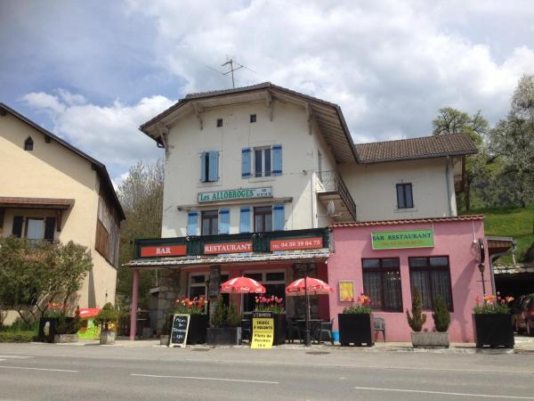 Hotel Pictures: Les Allobroges, Villard-sur-Boëge