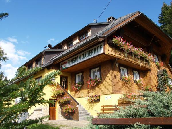 Hotelbilleder: Pension Jägerhof, Bernau im Schwarzwald