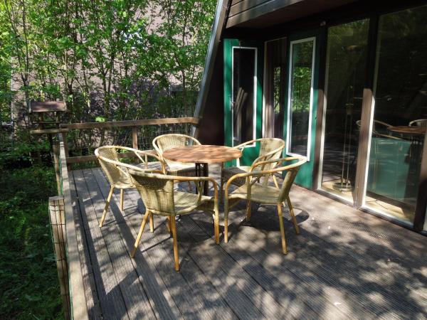 Fotografie hotelů: Bungalow Zonnebloem - Grand soleil, Durbuy