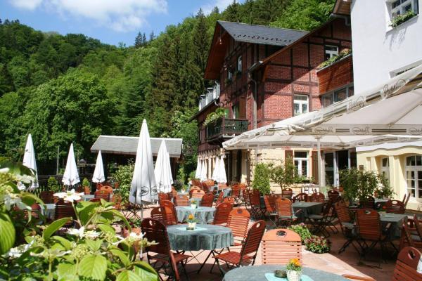 Hotelbilleder: Hotel Forsthaus, Bad Schandau