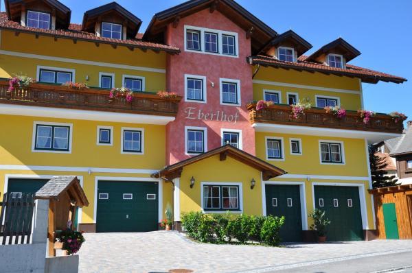 ホテル写真: Appartementhaus Eberlhof, Pruggern