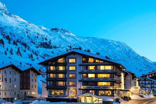 ホテル写真: Thurnher's Alpenhof, ツュルス