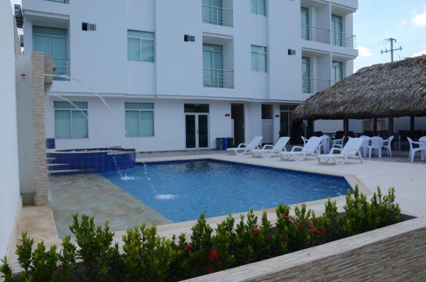 Hotel Pictures: San Jeronimo Hotel, Dibulla