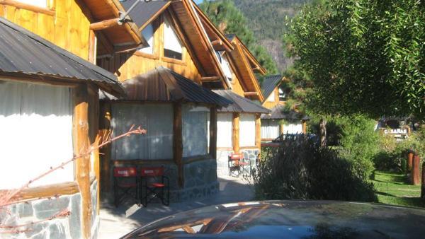 Hotellikuvia: CABAÑAS TAINA, Lago Puelo