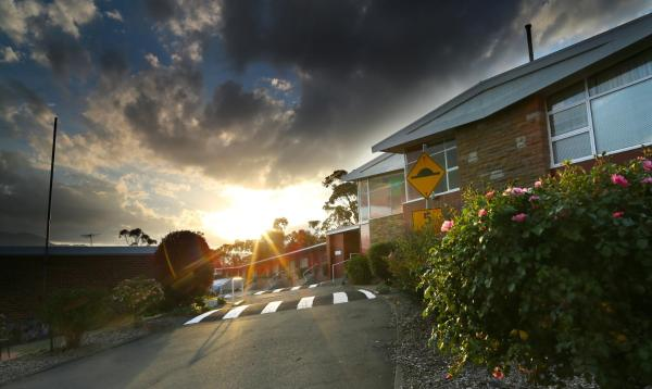 Hotelbilleder: City View Motel, Hobart